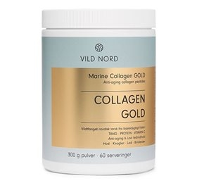 Marine Collagen Gold 300g, VILD NORD